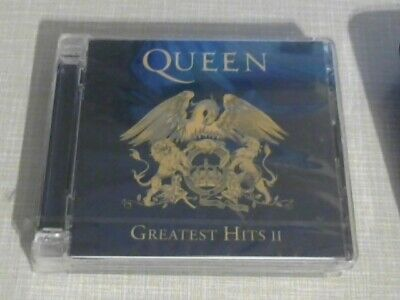 """QUEEN - """" GREATEST HITS II """" (Dig. Rem., 2011, OVP)"""