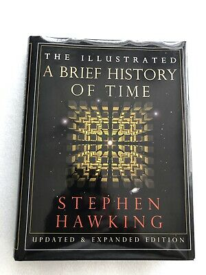 The Illustrated A Brief History of Time by Stephen Hawking (Updated & Expanded)