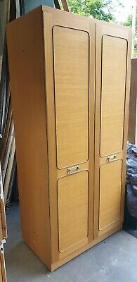 Stonehill Stateroom Double Wardrobe Bedroom Furniture