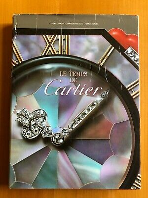 Le Temps de Cartier, by Barraca, Nencini and Negretti