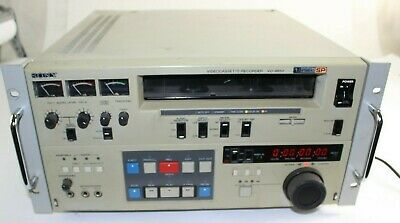"Sony  VO-9850  3/4"" UMatic SP Videocassette Recorder"