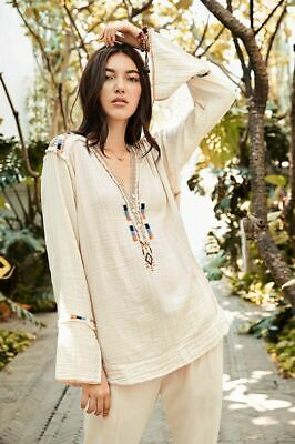 Johnny Was Mars Gauze Blouse! Two Color Options! NWT