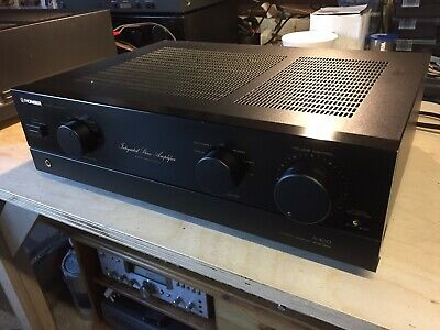 Pioneer A-400 Amplifier. Serviced And Recapped.