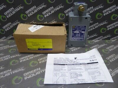NEW Square D 9007 CR53C Limit Switch Series A 9007 C Operating Head Ser. A