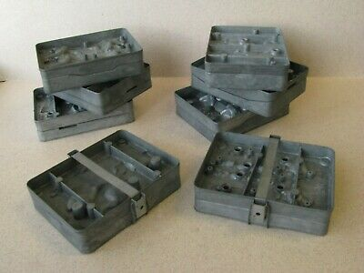Plastic injection mold  western world figures