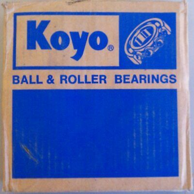 3911 Koyo New Thrust Ball Bearing