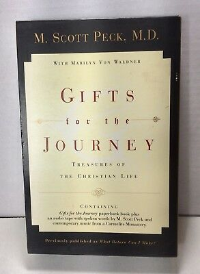GIFTS FOR JOURNEY: TREASURES OF CHRISTIAN LIFE By Marilyn Von Waldner Plus Tape