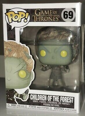 Funko POP! HBO Game of Thrones CHILDREN OF THE FOREST #69 Vinyl Figure 2018