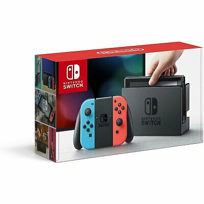Nintendo Switch - Neon Blue and Red Joy-Con Brand New In sealed