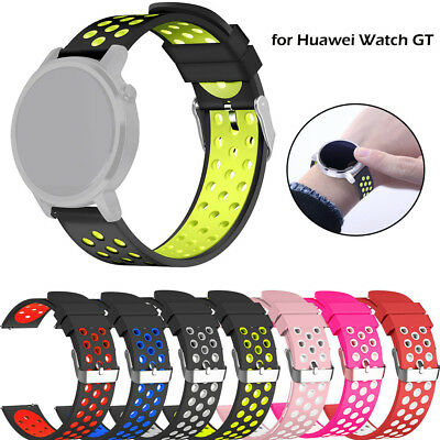 Replacement Sports Silicone Classic Band Strap Wristband For Huawei Watch GT 22
