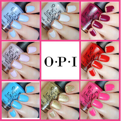 Nail Polish Alice Limited Collection Collection 8 Colors 15ml/0.5oz OPI