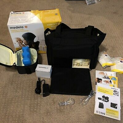 Medela Pump in Style Advanced Double Electric Pump With Bag and Cooler 4/2019