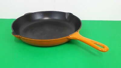 Cousances #26 Cast Iron Skillet Frying Pan Le Creuset - Made In France