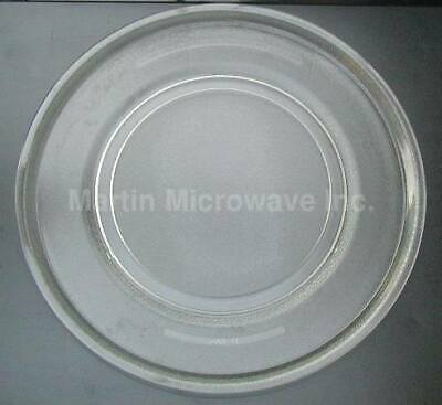 "Whirlpool Microwave Glass Turntable Plate / Tray 16"" # 4313690"