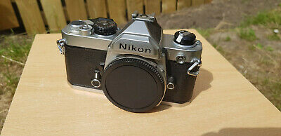 Nikon FM very good condition, working