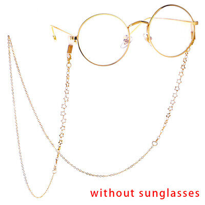 Glasses Cord Spectacles Reading Star Glasses Holders Fashion Neck Decoration