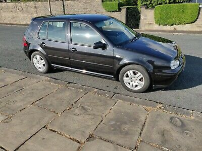 VW Golf GTI MK4 2001, 5 Door, service history, excellent condition. MOT, Alloys