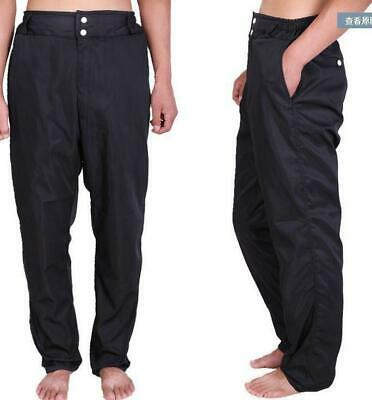 Mens Thicken Duck Down Warm Detachable Pants Hiking Casual Trousers Outdoor T668