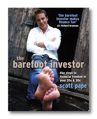 Scott Pape BAREFOOT INVESTOR personal finance investing in your 20s & 30s