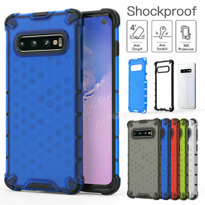 Anti-Drop Shockproof Hybrid Clear Case Cover For Samsung Galaxy S10 Plus S9 S10e