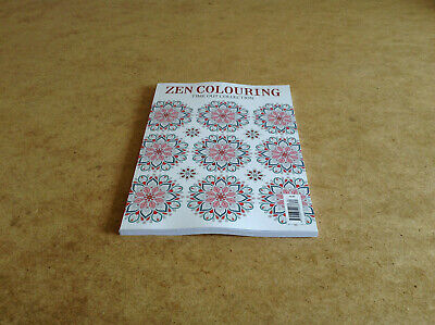 Zen Colouring Time Out Collection Colouring Book For Adults Art Therapy Designs