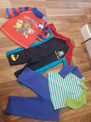 Boys 18-24 months paw patrol Thomas and friends Swimsuits