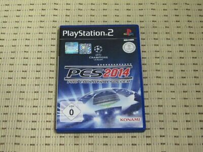 PES 2014 Pro Evolution Soccer für Playstation 2 PS2 PS 2 *OVP*