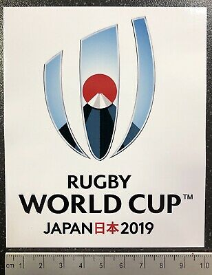 Official Rugby World Cup 2019 Souvenir Sticker Japan. NEW STOCK JUST IN.