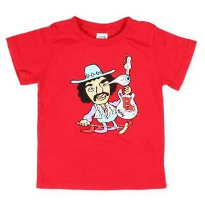 Love Police - M Is For Metal Jimi Kids T-shirt (Red)