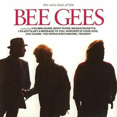 The Very Best of The Bee Gees CD Album (Greatest Hits)