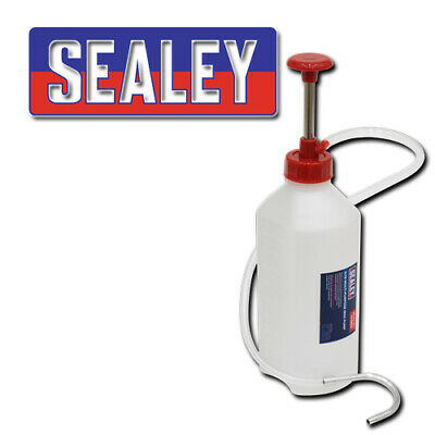 Sealey Tp6804 Multipurpose Mini Pump 1 Litre Engine Oil Brake Trasmission Fluid