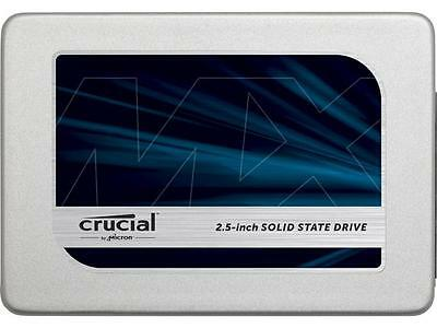 "New Crucial MX500 500GB SSD Solid State Drive 2.5"" CT500MX500SSD1 SATA 3 6Gb/s"