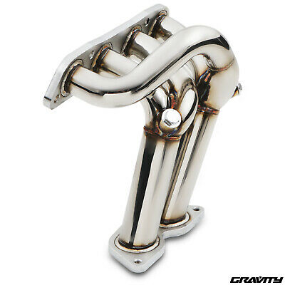 Stainless Sport Race Exhaust Manifold For Toyota Mr2 Mr-2 Mrs Roadster 1.8 00-07