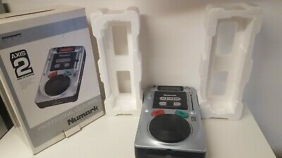 Numark Axis 2 Professional CD Player DJ Equipment Music Entertainment