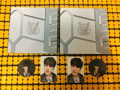 (Flaw) Wayv Way V Nct Take Off First Mini Album + Photocard - Xiaojun