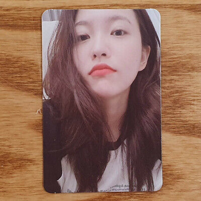 Yeri Official Photocard Red Velvet Mini Album 'The ReVe Festival' Day 1 Kpop YR