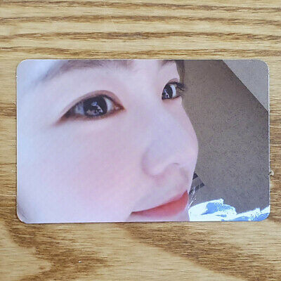 Irene Official Photocard Red Velvet Mini Album 'The ReVe Festival' Day 1 Kpop