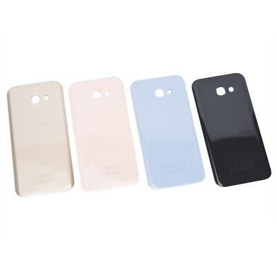 Back Door Glass Rear Battery Cover Housing Case For Samsung Galaxy A3 A5 A7 MRDR