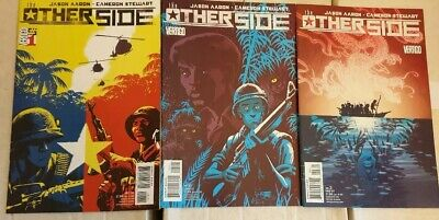 The Other Side 1-3 set (Jason Aaron)
