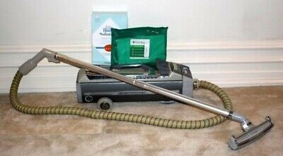VTG Electrolux Automatic Canister Vacuum Good Suction with Attachment and bags