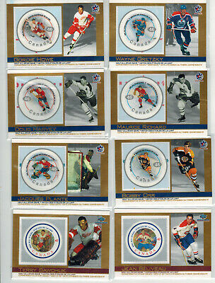 2003-2005 Pacific All Star Canada Post master set of all 36 legends super rare