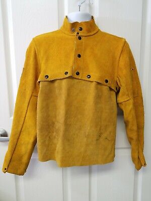 Women's Flame-Resistant Cape Sleeve Size M Pre-Owned