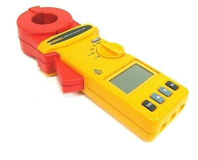 Fluke 1630 Earth Ground Clamp - Ground Resistance Meter, Free Shipping