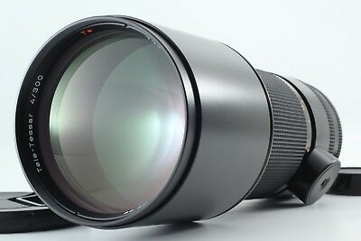 [Mint] Contax Carl Zeiss Tele-Tessar T* 300mm F/4 MMJ Lens from Japan #10039