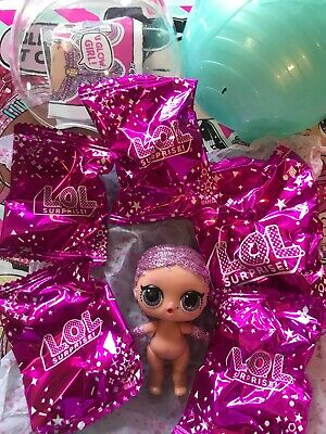 LOL Surprise Doll Sparkle Series Showbaby Babe NEW