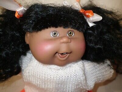 Play Along African American Cabbage Patch Kid Doll 45 cm