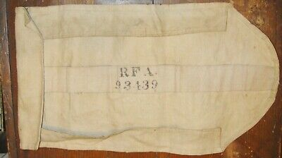 original WWI Royal Field Artillery soldiers holdall