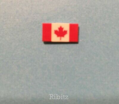 Souvenir Lapel PIN Badge: CANADA NATIONAL FLAG - white and red with maple leaf