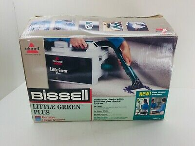 BISSELL Little Green Machine Plus Upholstery & Carpet Deep Cleaner