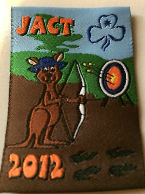 Girl Guides / Scouts JACT 2012 Archery